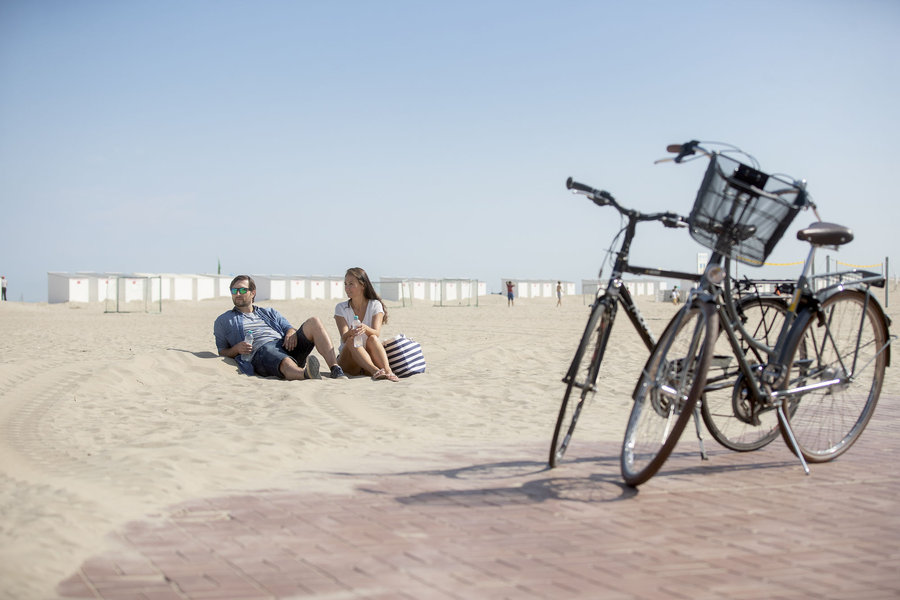 Ontdek Nieuwpoort met de fiets