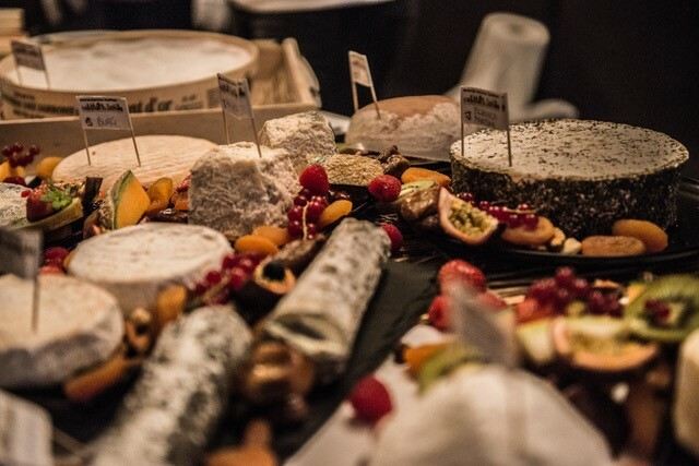 Soirée Vins & Fromages 21 octobre @ Chagall Nieuwpoort - COMPLET