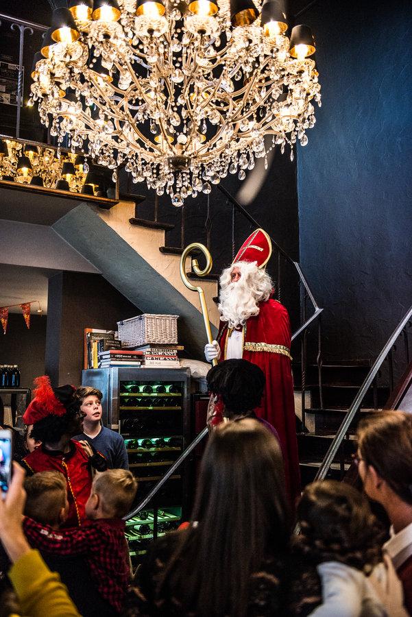 Sinterklaasbrunch 1/12/19 @ Chagall Nieuwpoort