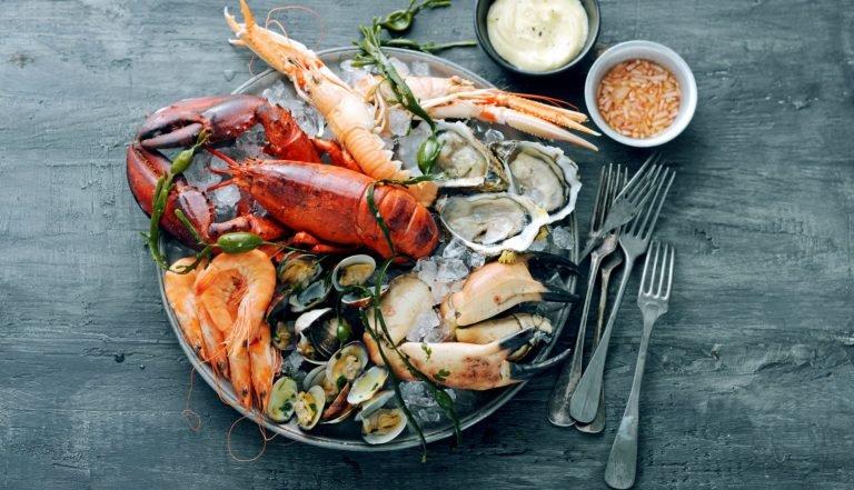 Fruits de mer chaque mercredi soir pendant les vacances d'été @ Chagall Nieuwpoort - Bientôt en ligne